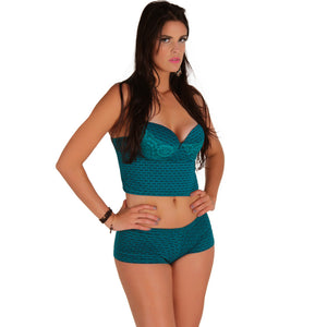 Conjunto Short Doll - Sexy