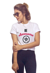 T-Shirt Joss Be Awesome