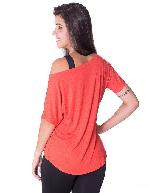 BLUSA CAMISETA FITNESS MULLET - FITCM018
