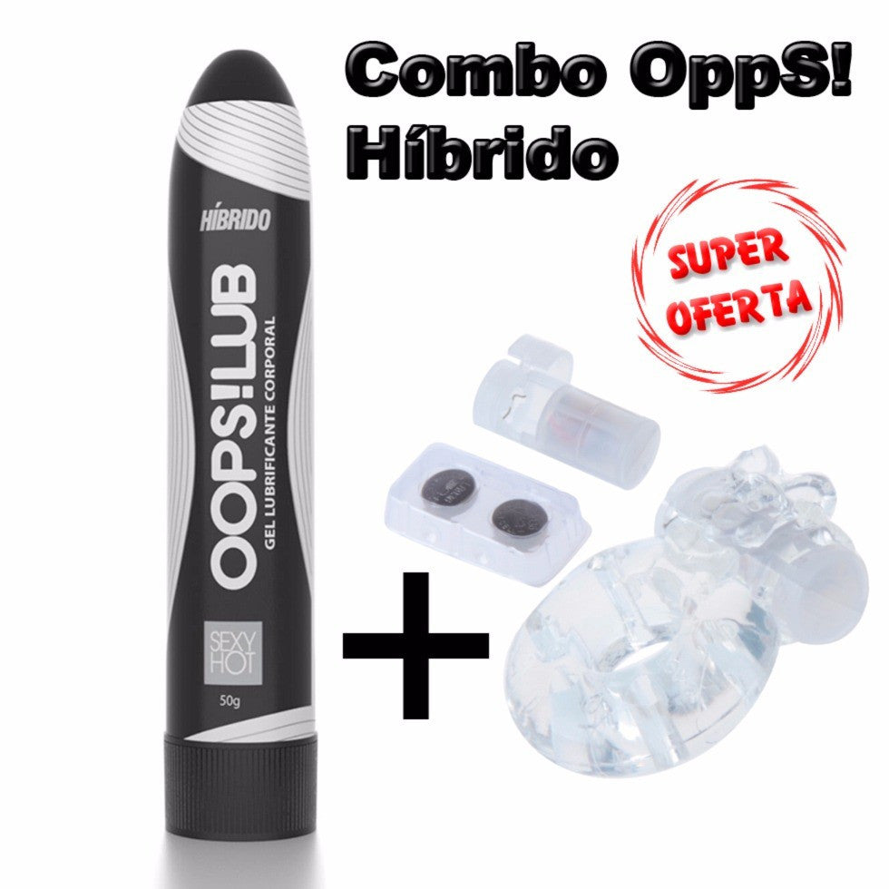 KIT - Combo Oops Híbrido com Anel
