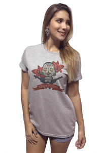 T-Shirt Arimlap Mescla Day Of The Dead