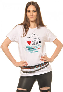 T-Shirt  Joss I Love Sea