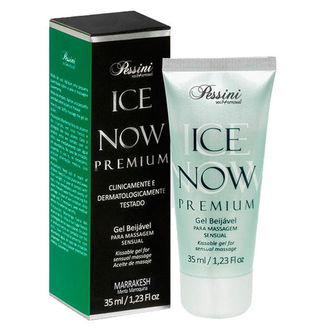 Comestiveis Sex Shop - ORAL ICE NOW MARREKSH PREMIUM 35ML