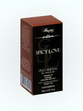 Comestiveis Sex Shop - Oral Spicy Love - Hot
