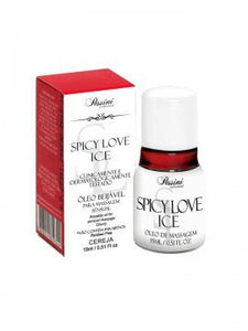 Comestiveis Sex Shop - Oral Spicy Love - Ice