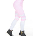 Legging Fitness Dily Sublimada Socks Rosa 508