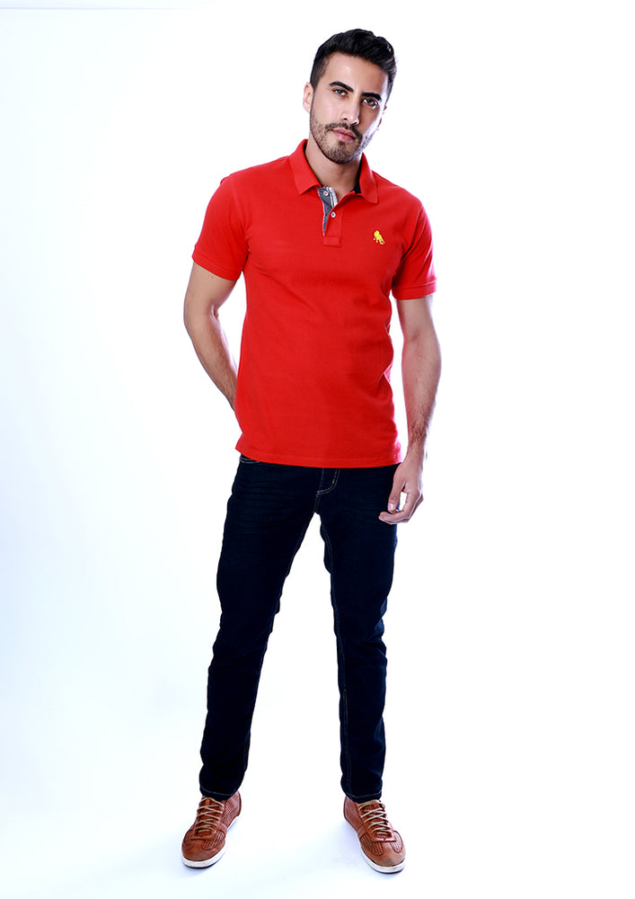 Camisa Polo Regular