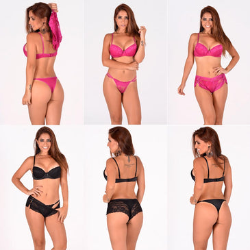 ad8c7cc21 Kit Lingerie no Atacado