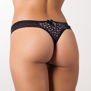 Tanga Sexy Colorida | Vanuza Estampada