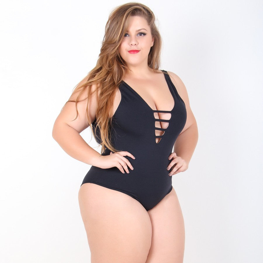 Body Plus Size Poliamida Fit+  3.3.1992