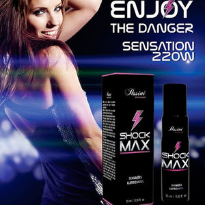 Oleos E Cremes Sex Shop - Shock Max 15ml.