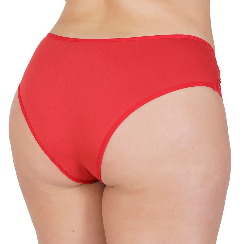 Plus Size - Kit 10 Tanga Plus Size Leila