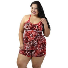 Plus Size - Short Dool Ester plus size -   - 1