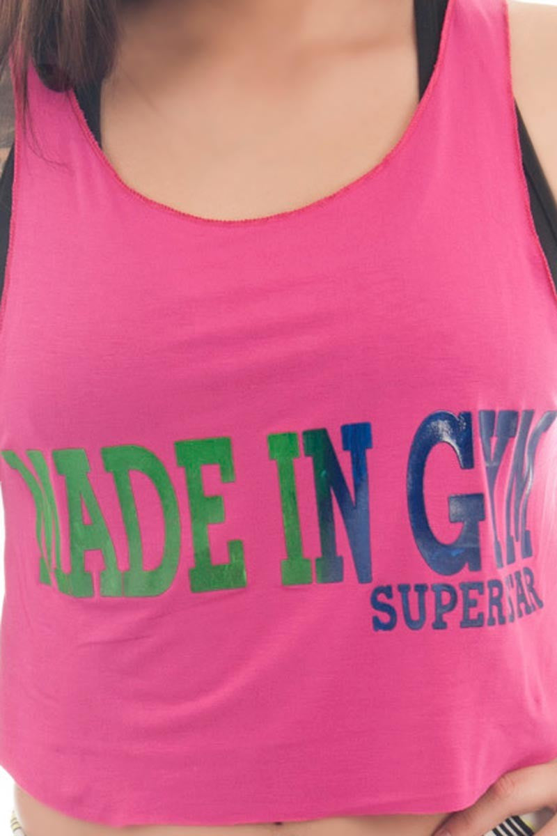 Regatas - Hard Fit - Regata Cropped Made In Gym