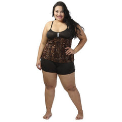 Plus Size - Short Doll plus size Taty -   - 1