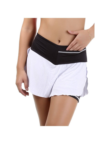 Short Fitness Saia com Viscobrisa 6167