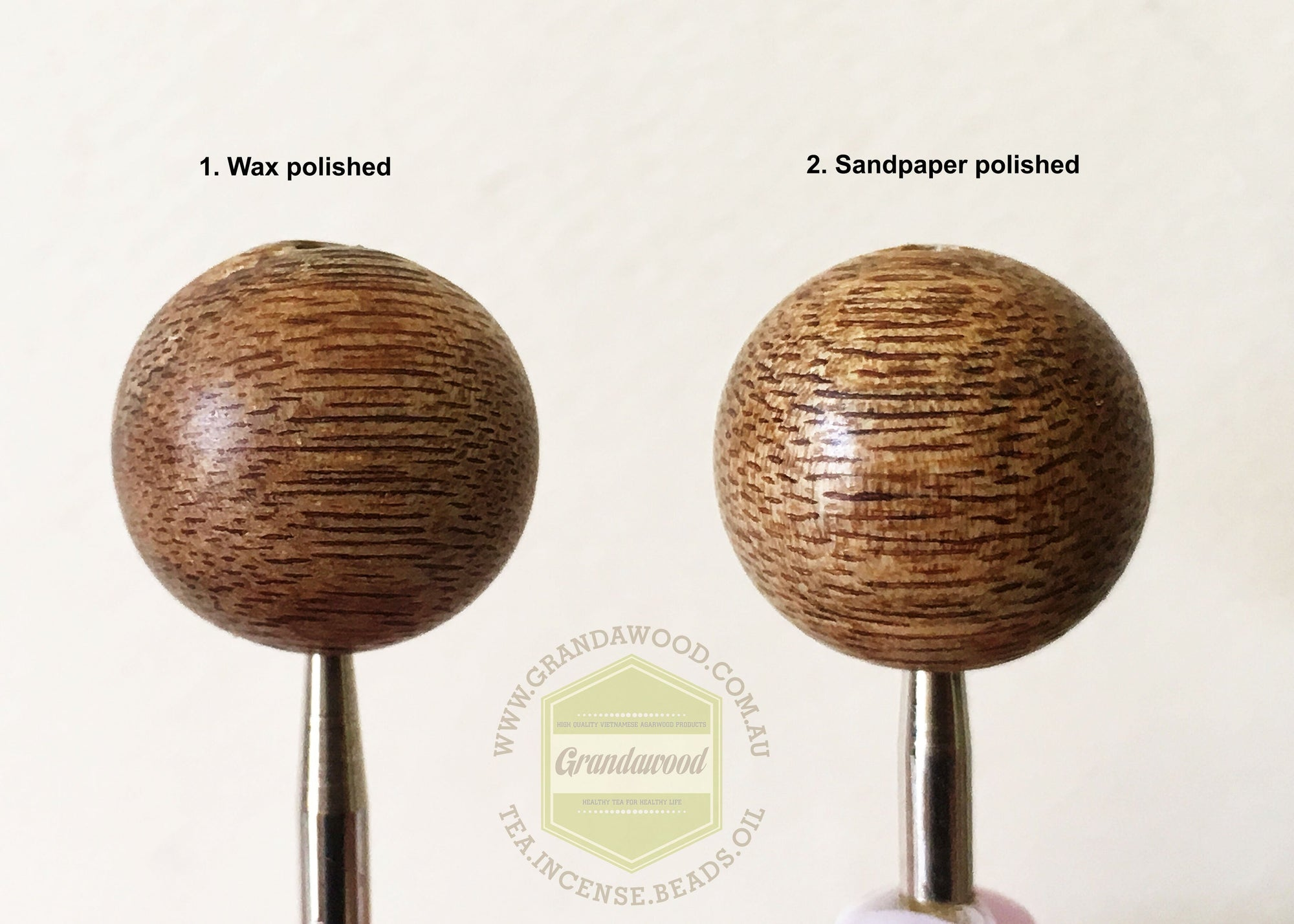 How to maintain your Agarwood beads?