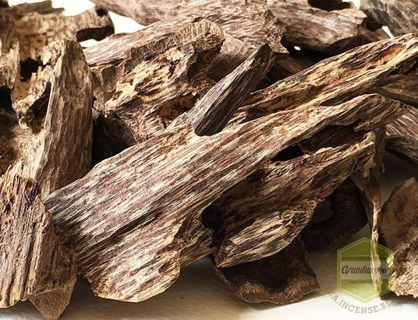 agarwood chip SOLD- Grandawood Signature natural (Wild) Wood chip Nha Trang