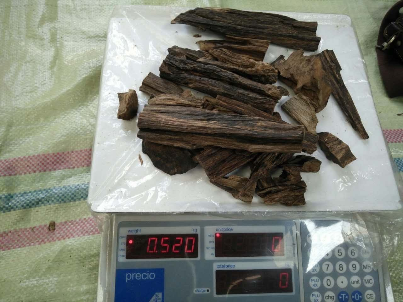 agarwood chip Supreme Sinking Borneo Agarwood 500g. Superb quality from deep jungle. Like no others