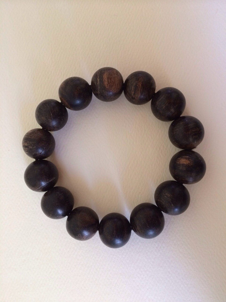 Beads Agarwood Mala Prayer Beads bracelet- Nocturnal Scent