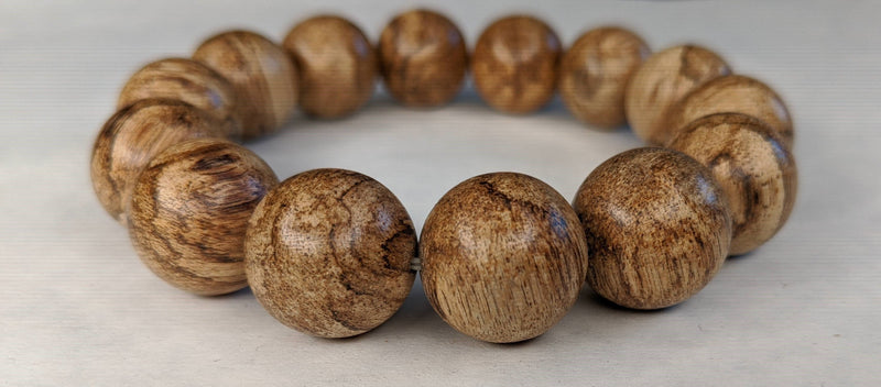 Beads *New* The Tiger King - Wild Malinau Agarwood Bracelet