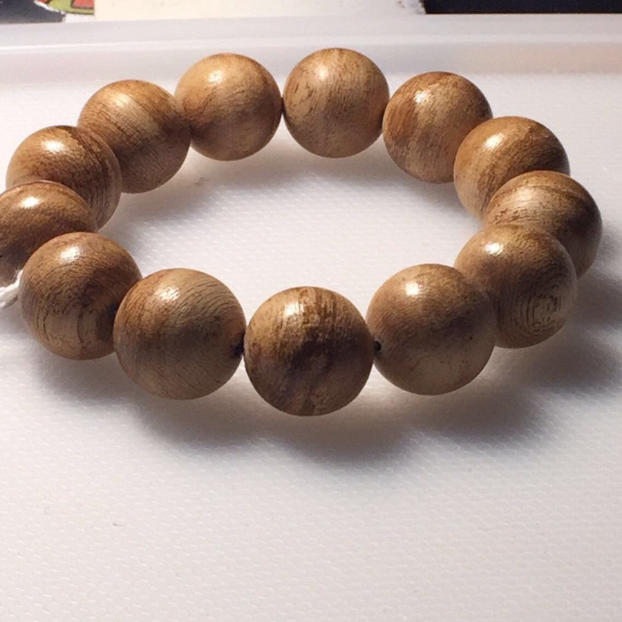 Beads *New* Wild Saba Young Agarwood Bracelet