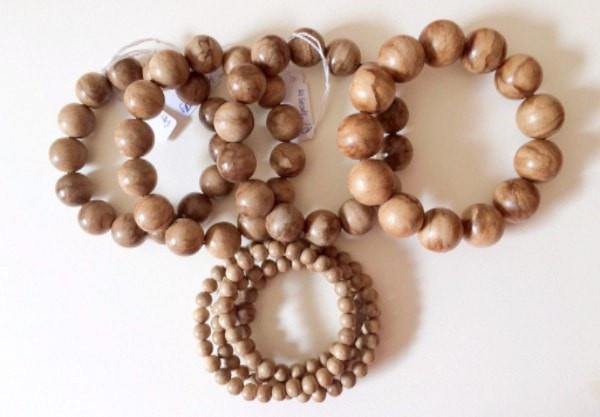 Beads SOLD- Agarwood beads- Reserved