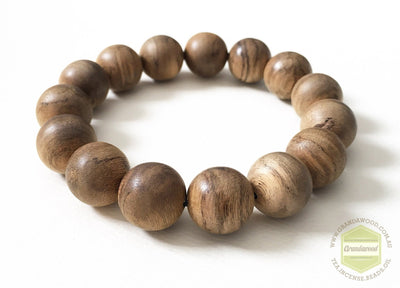 Beads SOLD- Wild Indonesia Bracelet 14mm- The Borneo Malakensis