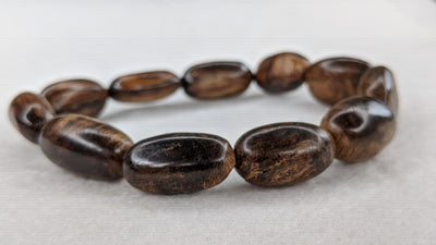 Beads The rarer than a rare: Sinking Wild agarwood bracelet