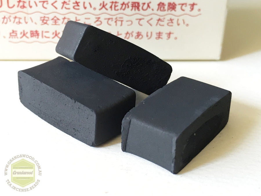 Incense charcoal Incense charcoal 48 pellets by Shoyeido