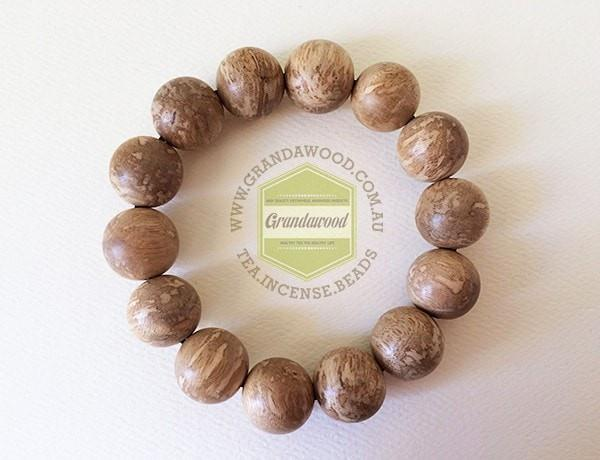 Mala beads SOLD- Wild natural aromatic Malaysia Agarwood bracelet