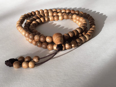 Mala beads Vietnamese Cultivated Mala 108 beads 5.5mm