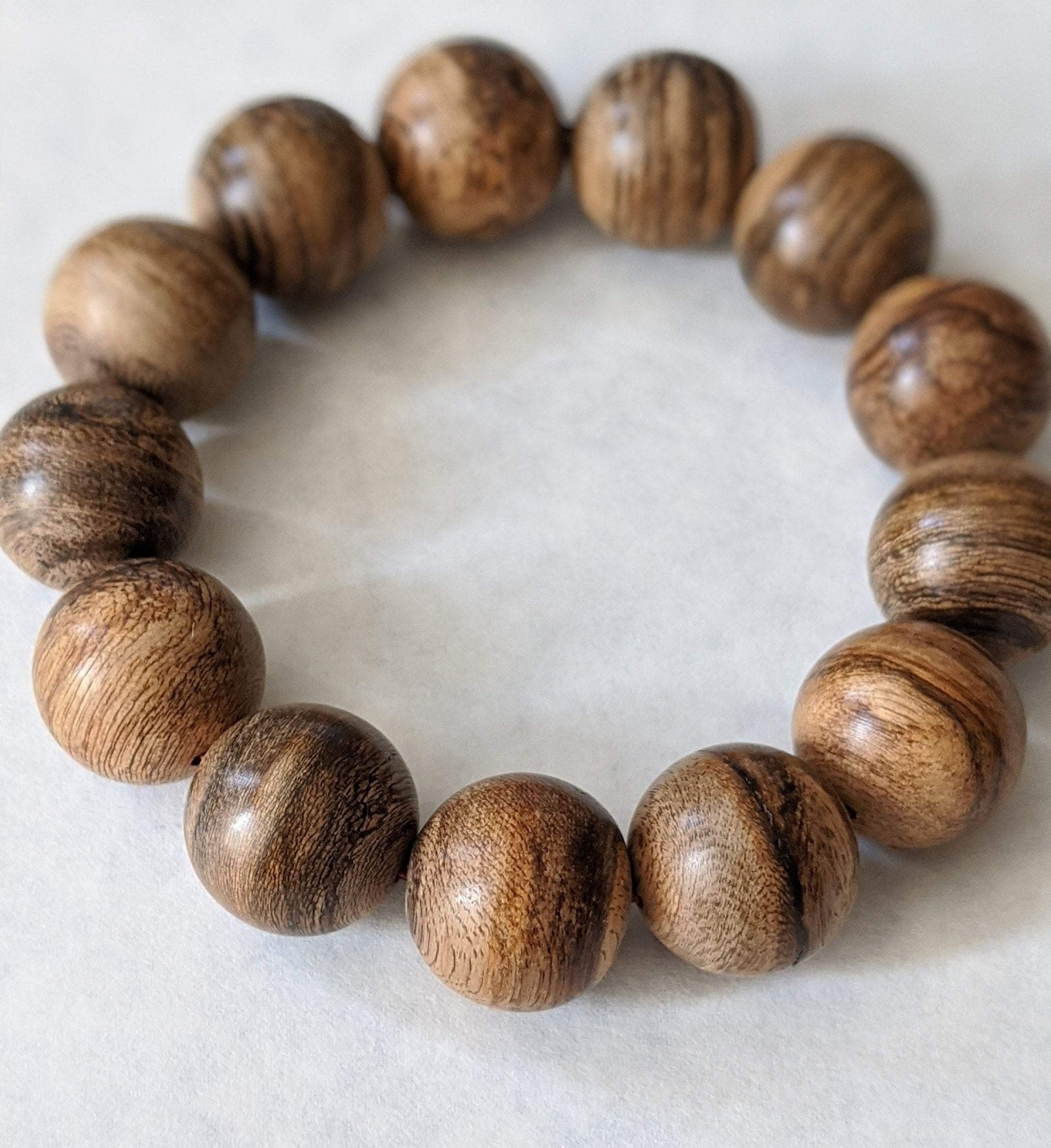 *New* D Wild Agarwood Bracelet Borneo 18mm 25g
