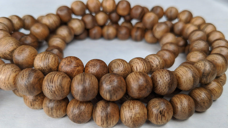 *New* The Classic Kalimantan 108 mala Wild Agarwood beads