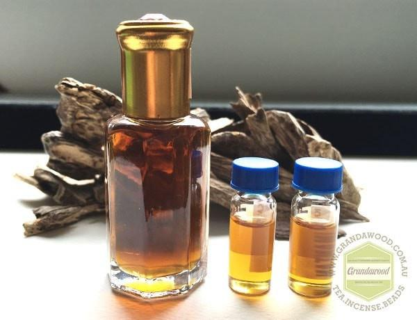 SOLD OUT 100% Pure Agarwood Oil -Wild Kalimantan Agarwood Oil SOLD OUT - Grandawood- Agarwood Australia