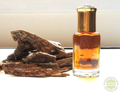 Zz-Sold out-Zz Specialty 100% Pure Super Woody Scent Taran Wild Agarwood (Oud) Oil - Steam Distillation Good Resinous Agarwood - Grandawood- Agarwood Australia