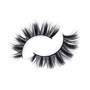 "Load image into Gallery viewer, ""Twisted Miss"" - Pink Mink® Lashes - 1"