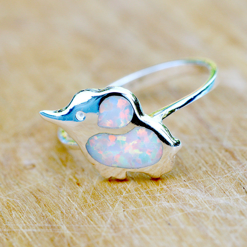 Elephant,Opal Ring,Geode ring,October,Birthstone,gemstone ring,Agate ring,delicate ring,stone,gedoe,agate,silver,opal,dainty,animal