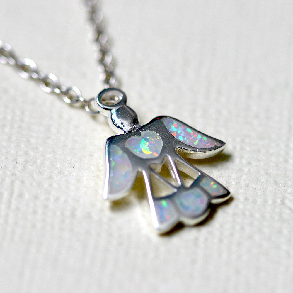gift silver in plated pendant color item on necklaces jewelry necklace white new gold chain letters accessories synthetic from for opal