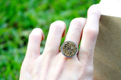 40% Off Druzy Ring,Quartz ring,Agate ring,Geode Ring,drusy ring