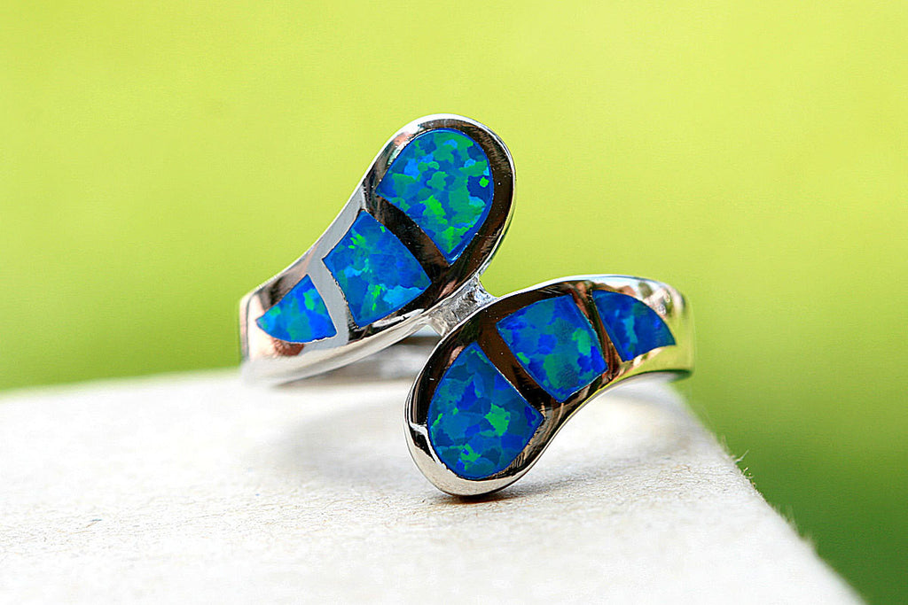 October birthstone,Birthstone Ring,Opal Ring,Geode ring,gemstone ring,Agate ring,Unisex Ring,Trending,Summer gifts,Opal,jewelry,Silver