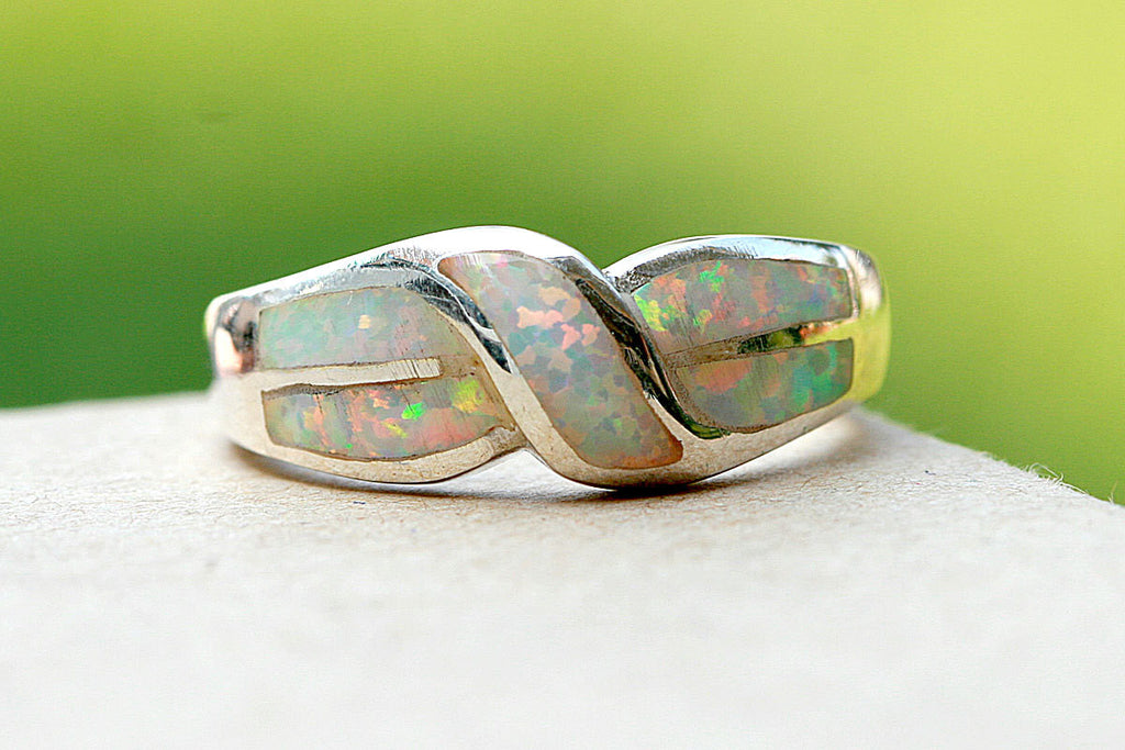 Opal Ring,Geode ring,gemstone ring,Agate ring,October birthstone,birthstone ring,Fathers day gift,Dad ring,Summer gifts,New trend,Graduation