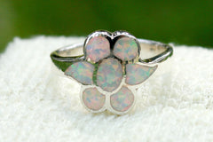 Opal Ring,Geode ring,Stone Ring,gemstone ring,Agate ring,Gifts idea,Opal,silver,jewelry,Stone,October,birthstone,delicate,dainty,august