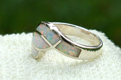 Opal Ring,Geode ring,gemstone ring,Agate ring,Mothers day gift,Mom ring,Mother jewelry,Woman ring