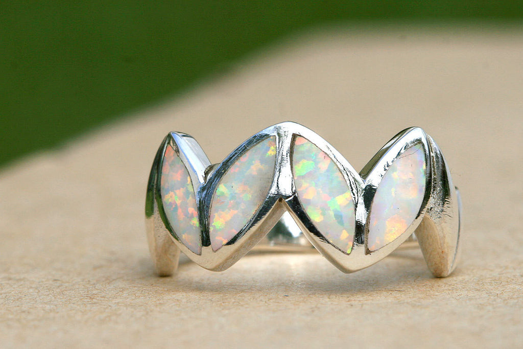 Opal Ring,Gifts idea,birthstone ring,Ocotber birthstoneGeode ring,gemstone ring,Agate ring,Mothers day gift,Mother ring,Women ring