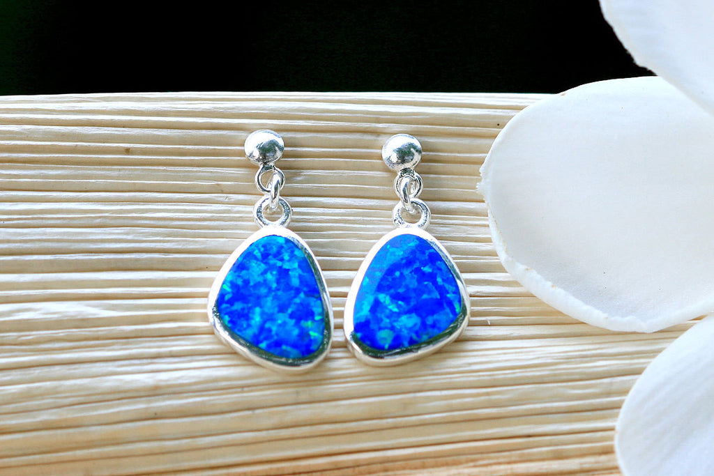 Opal Earrings,Geode Earrings,Gemstone Earring,Agate Earring,Opal Necklace,October Birthstone,Stone earring,Opal,Geode,agate,stone,silver