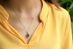 Druzy Necklace,Crown Druzy Necklace,Agate Necklace,Geode Necklace,Gemstone Necklace,Trending,graduation,June gifts,Summer gif