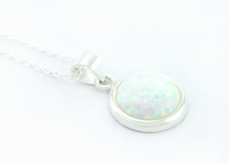 Opal Necklace,Opal Pendant,Geode Necklace,Agate Necklace,Gemstone Necklace,Silver,necklace,stone,stone necklace,geode,opal,delicate
