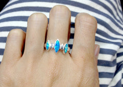Stone Ring,Opal Ring,Geode ring,October Birthstone,Birthstone Ring,gemstone ring,Agate ring,ring,stone,gedoe,agate,silver,opal,dainty