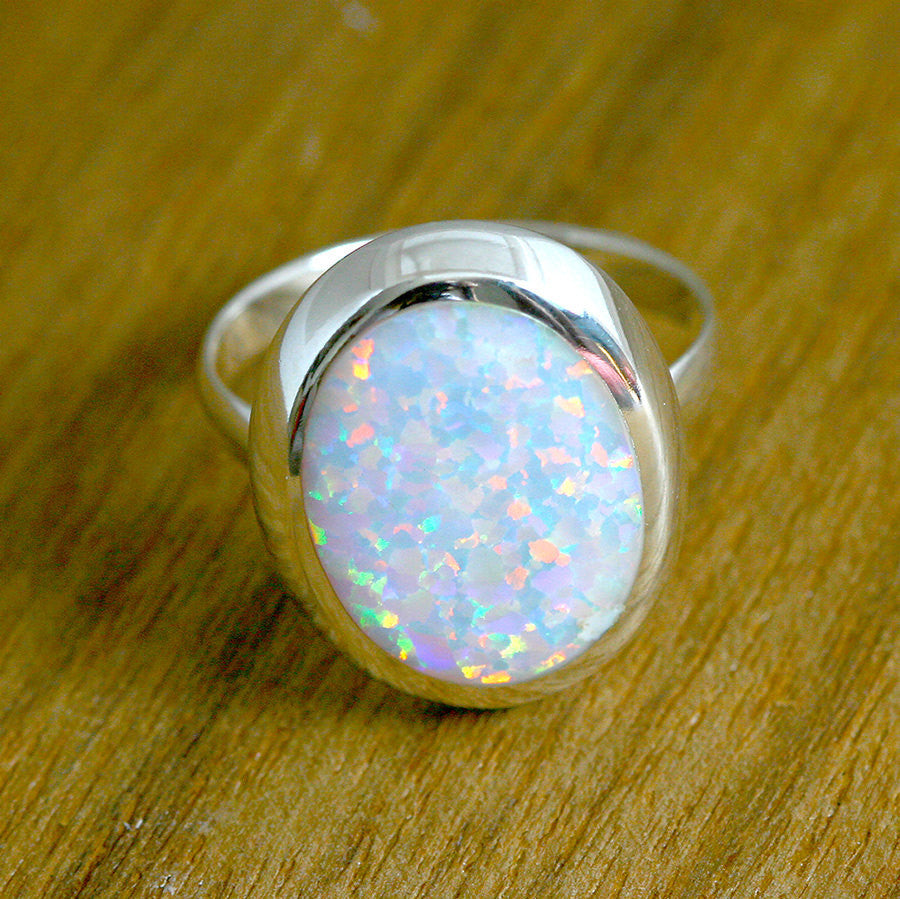 Statement Ring,Opal Ring,Geode ring,gemstone ring,Agate ring,Gemstone Ring,Opal,Jewelry,Silver,Opal,Birthstone ring,Stone RIng